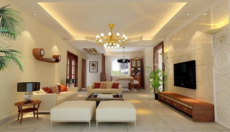 Đèn chùm trang trí phòng khách nên dùng ánh sáng màu gì