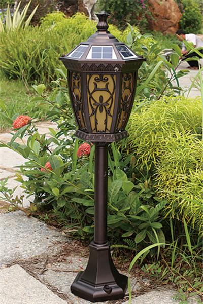 Đèn led sân vườn - bền - đẹp - rẻ và cách lựa chọn hợp lý nhất cho khu vườn