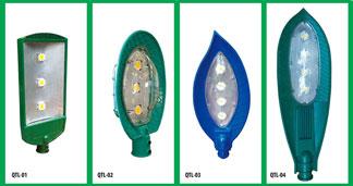 Đèn LED Quang Trung công nghệ 4.0: Thông minh, tiết kiệm điện
