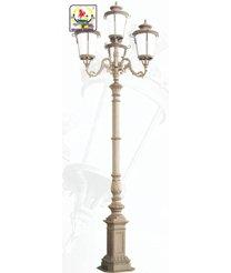 Cột đèn QTGL 03 - Đèn led sân vườn
