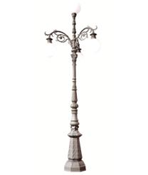 Cột đèn QTGL 05 - Đèn led sân vườn